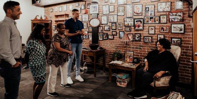 Black Heritage Experiences Crystal Ludwick Photo Go To Lou